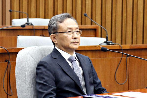 유남석 헌재소장 후보