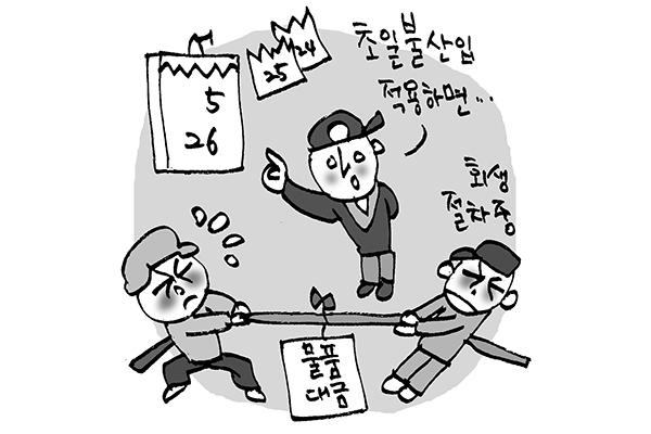 공익채권 인정기준 회생절차개시신청 전 20일 이내 역산 시작일은