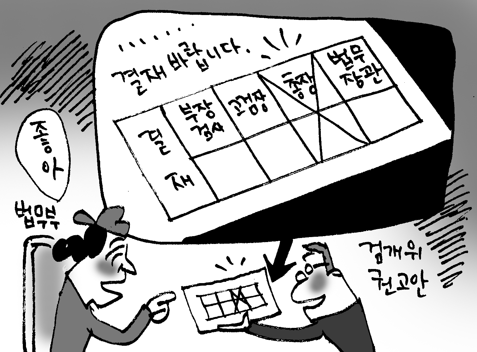 '장관의 총장화'… 검찰 수사의 중립·독립성 침해
