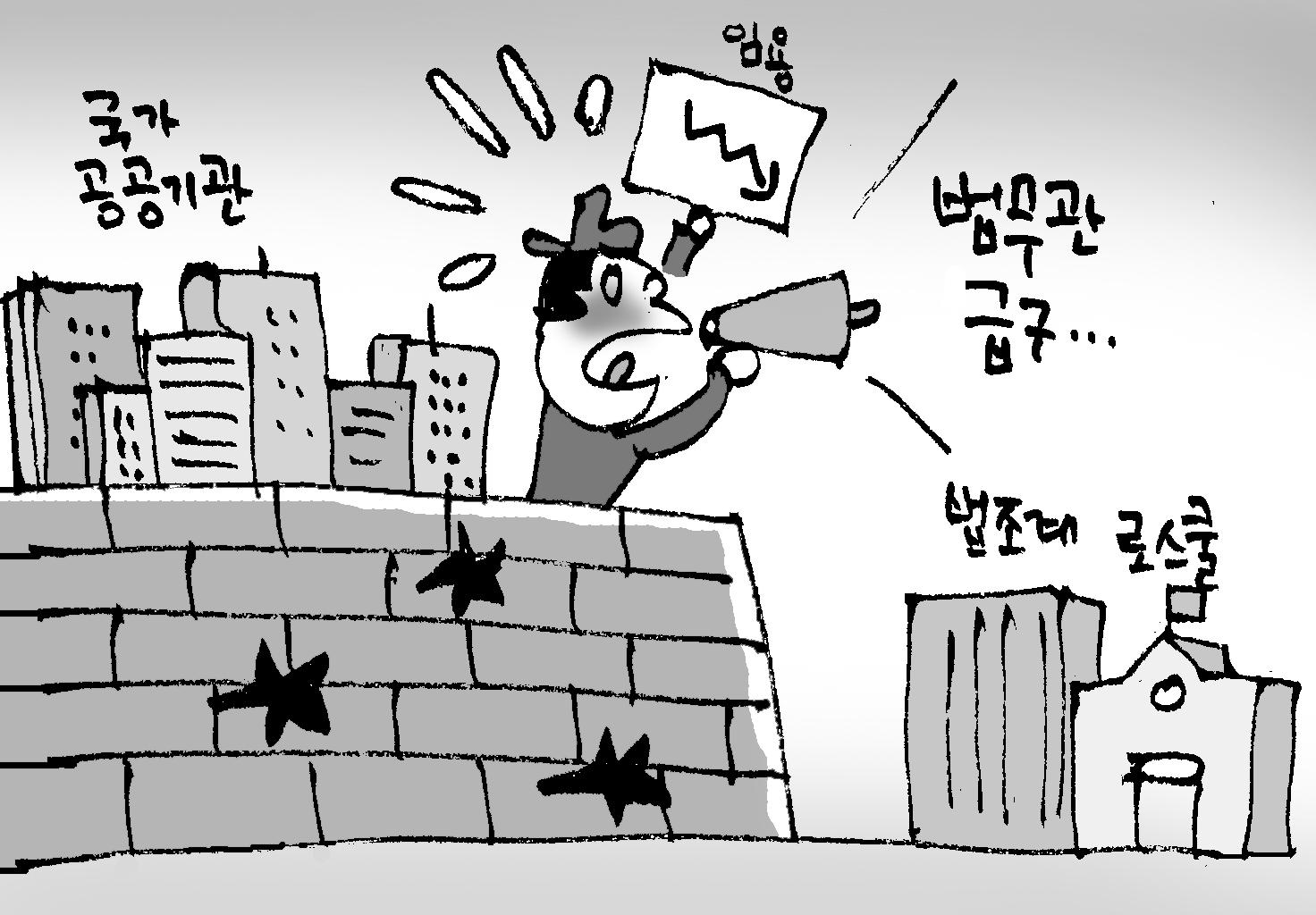 군법무관·공익법무관 인력수급 '적색경보'