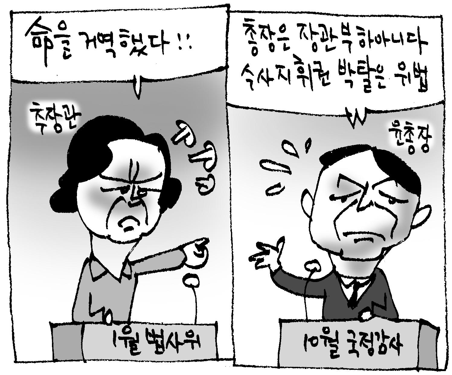 """""""검찰총장은 법무장관 부하 아니다"""""""