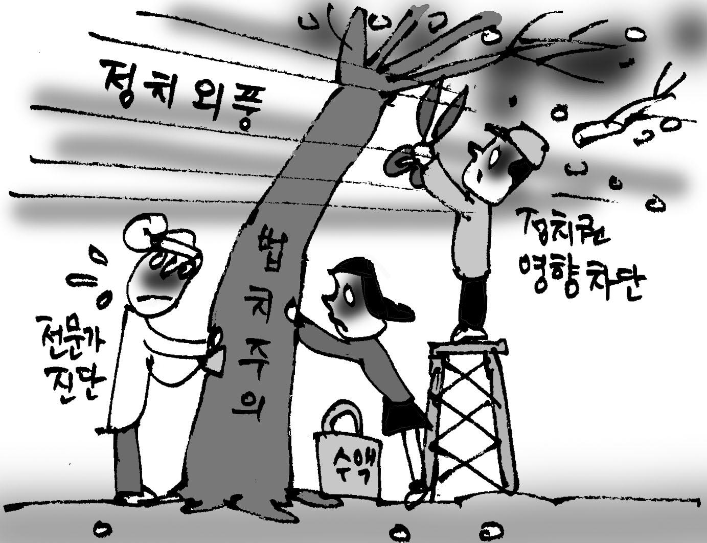 법조 명사에게 듣는다 ① 허영 경희대 석좌교수