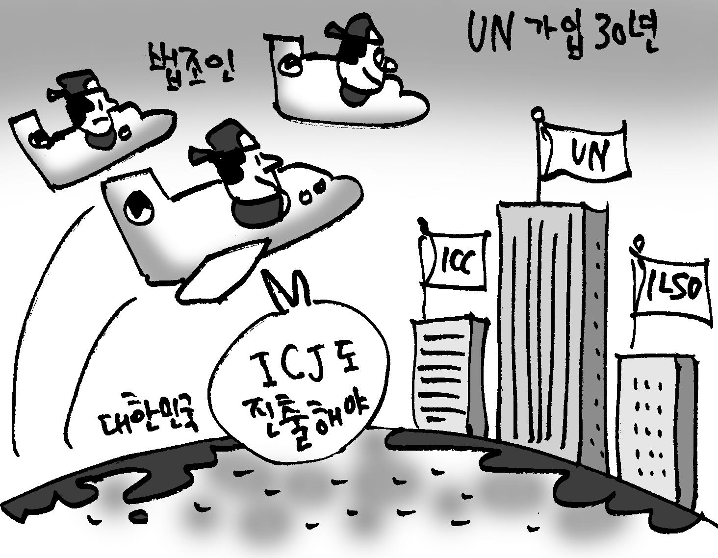 UN 가입 30주년… 산하기관서 활동하는 법조인들
