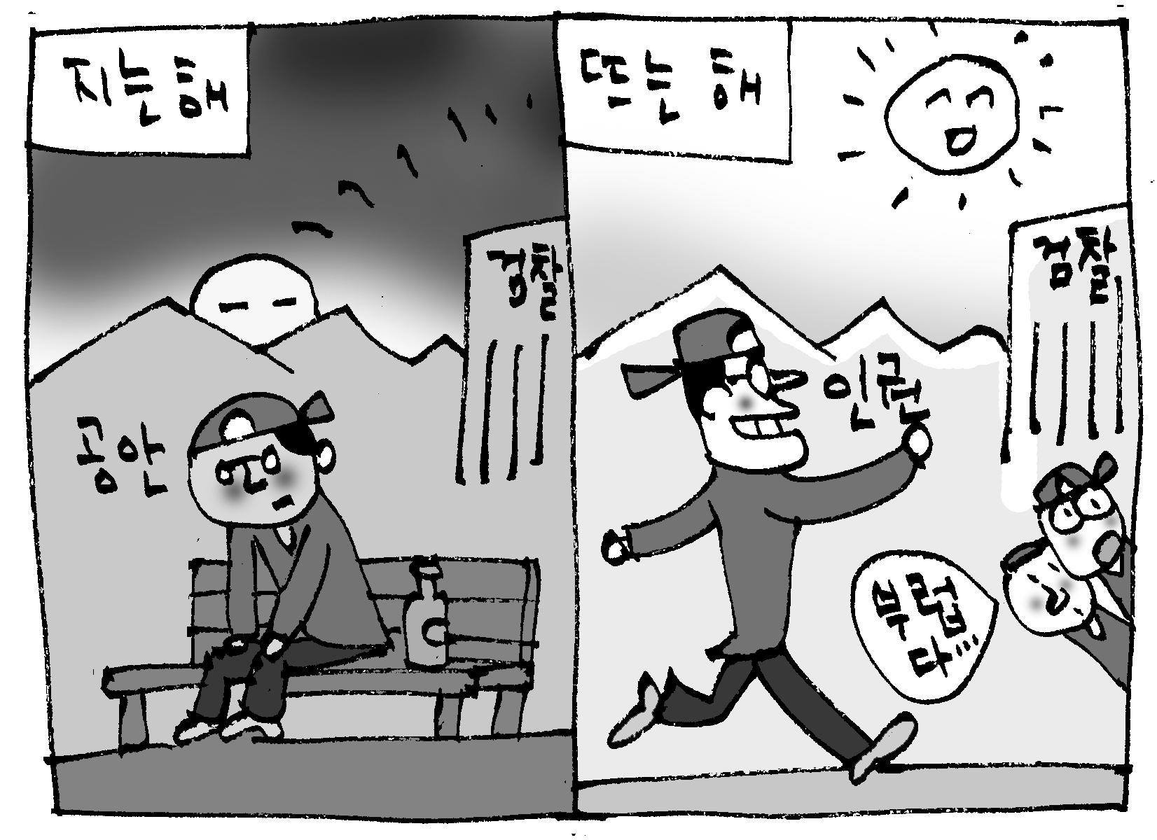 文정부 검찰, '공안'지고 '인권'떴다