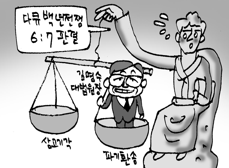 이승만·박정희 비판 다큐 '백년전쟁'… 대법원